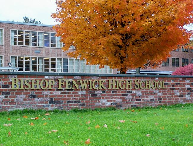 Bishop Fenwick High School, Peabody, MA | Cape Ann Sign ...